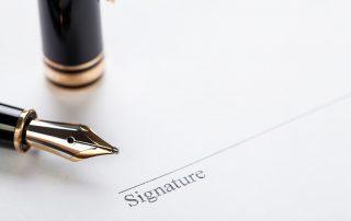 immobilier acte notarié